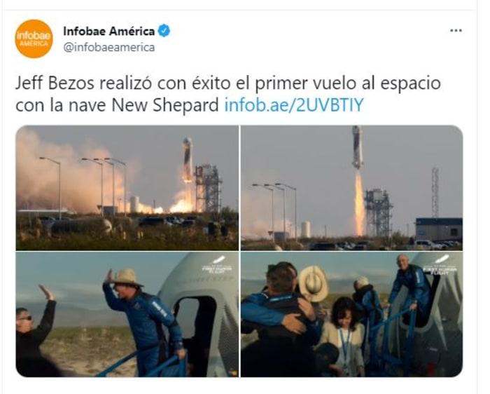 El futuro del turismo espacial