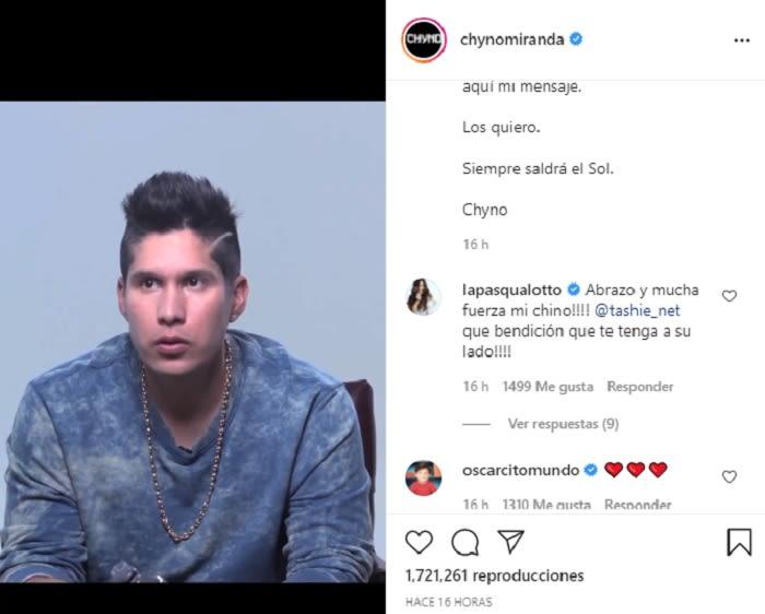 Fans de Chyno Miranda mostraban su preocupación