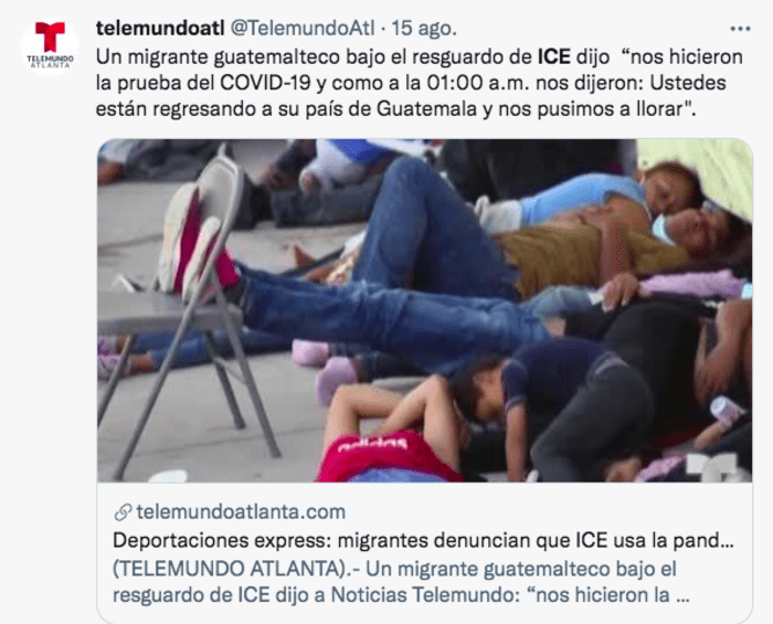 ICE Priorities: A Fight That Doesn't Seem to End