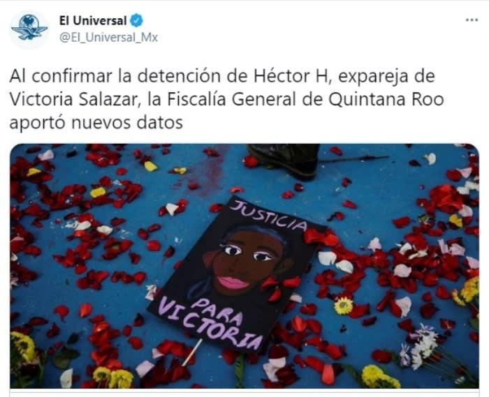 Victoria Salazar Migrante salvadoreña violencia familiar