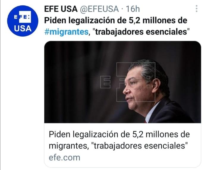 Alcaldes reforma migratoria