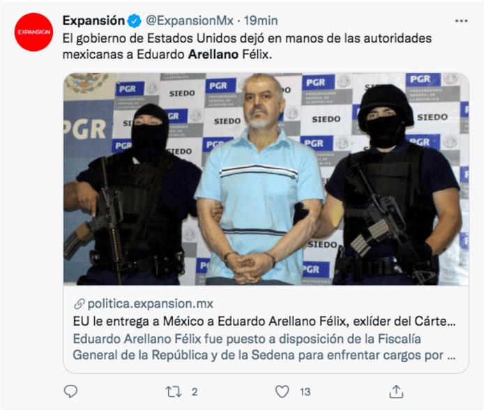 Former Tijuana cartel boss released