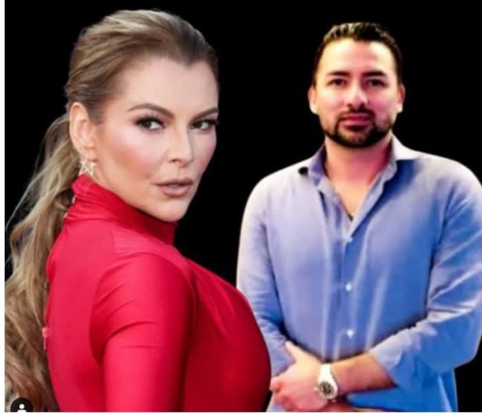 Marjorie de Sousa pareja Vicente Uribe 3