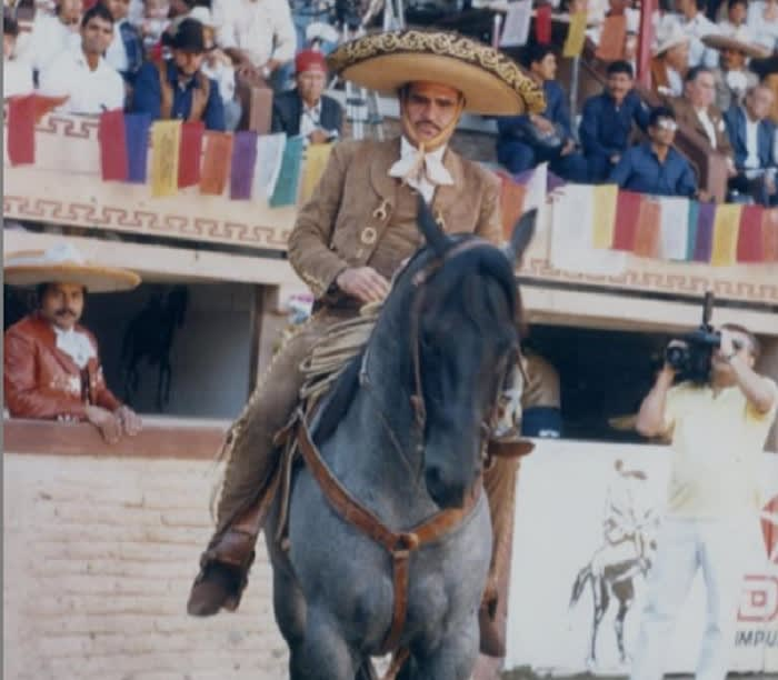 Salud de Vicente Fernández