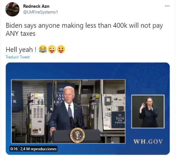 no pagarán impuestos