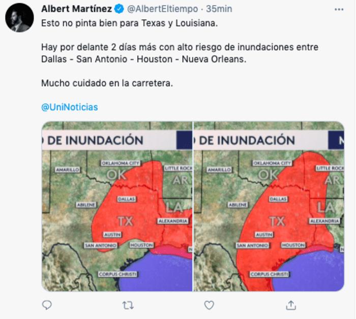 emergencia inundaciones