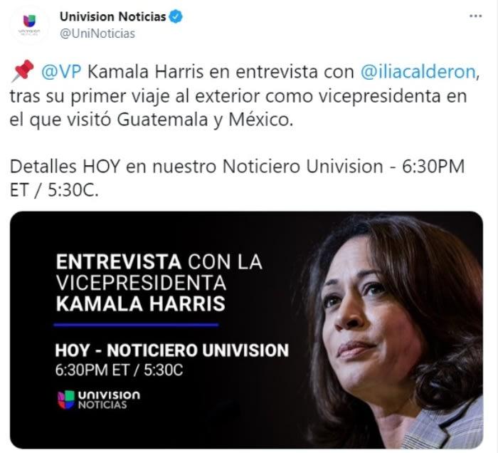Kamala Harris migrantes Ilia Calderón 3