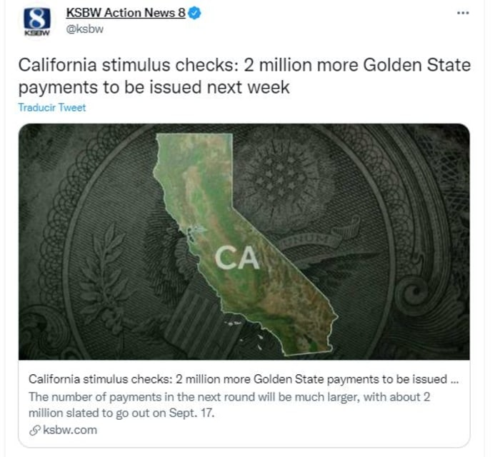 golden state check