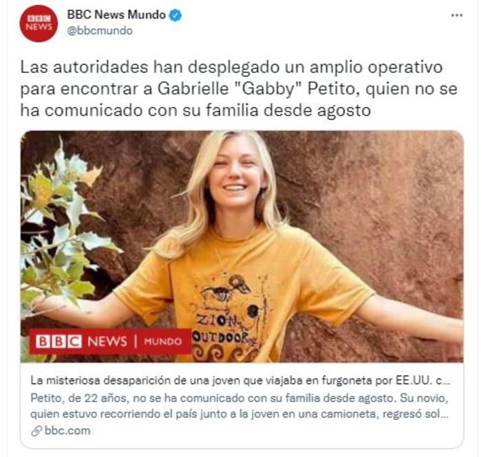 Gabrielle Petito