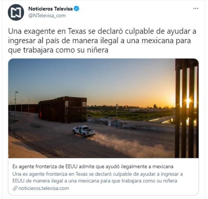exagente fronteriza