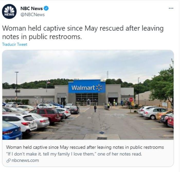 rescataron a mujer secuestrada