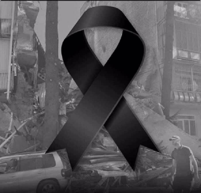 Expresan sus condolencias tras el derrumbe de un edificio en Georgia