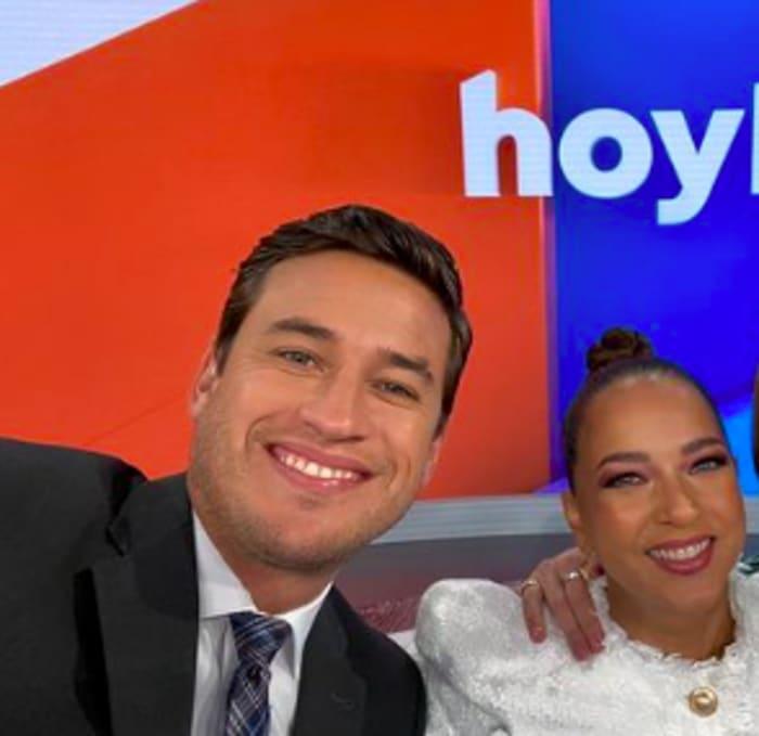 Nacho Lozano ¿pareja de la boricua? Hoy Día