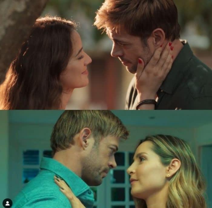 Laura Londoño telenovela Café.: ¿Cómo lidiaste con los chismes de un supuesto romance con William Levy?