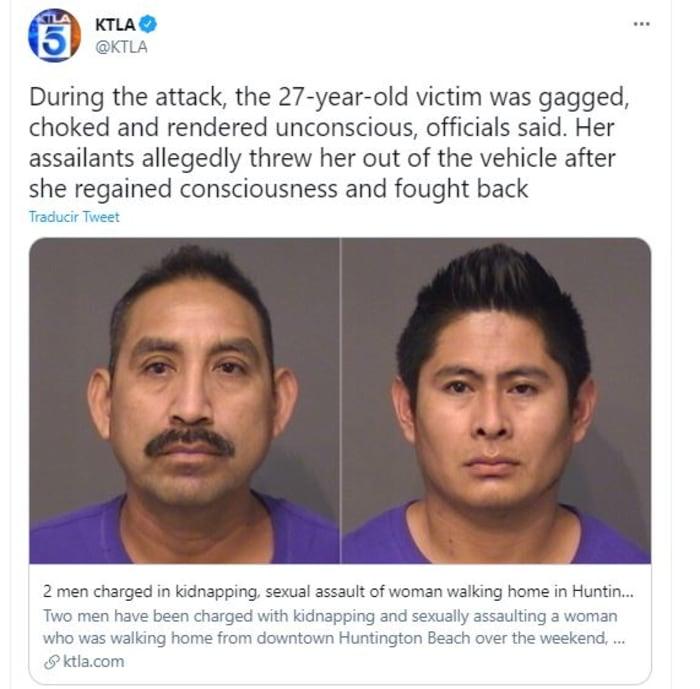 acusaron a hispanos