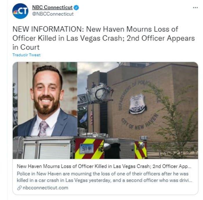 Se estrellaron cuatro policías