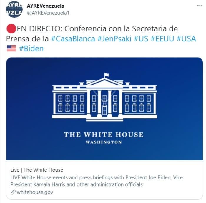 Casa Blanca indocumentados asilo