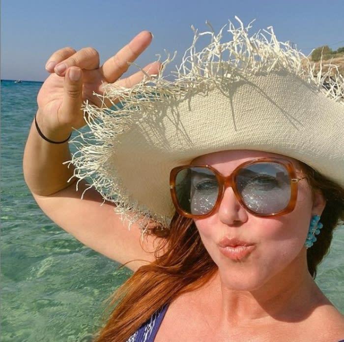 María Celeste alberca nadadora: Le tienen gran confianza