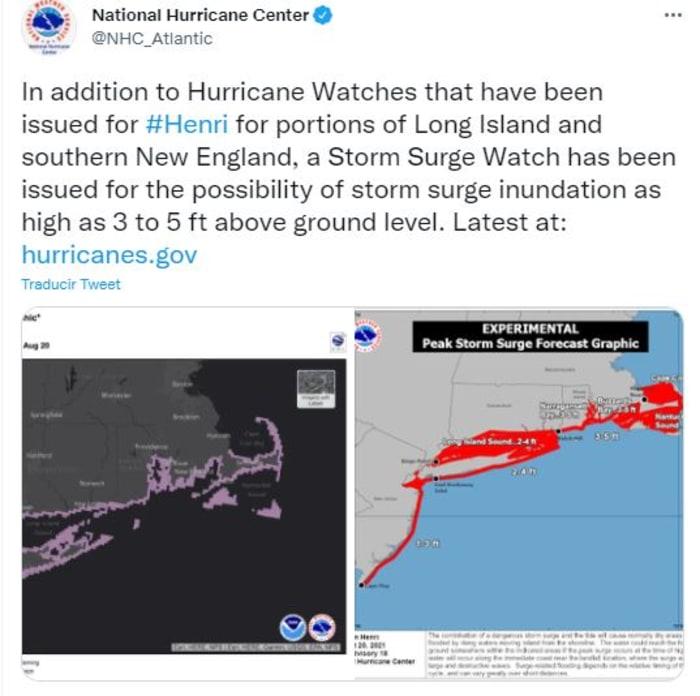 Grace se convertirá en huracán antes de tocar tierra en México