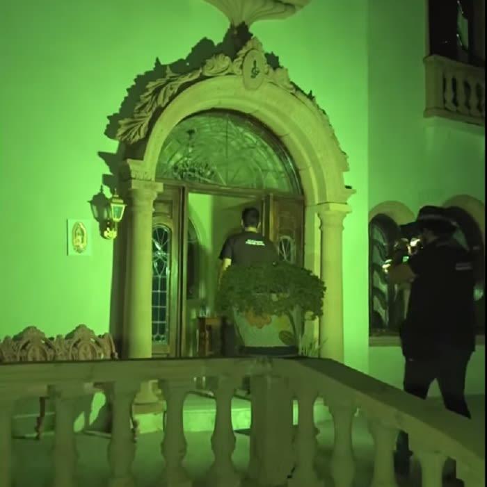 """Jesús Andrés Manzo Torres, quien estuvo al servicio de El Divo por muchos años como mozo, aseguró que su alma aún se encuentra penando por este lugar: """"Esta casa era de gente rica, de dinero, porque fue de las primeras"""