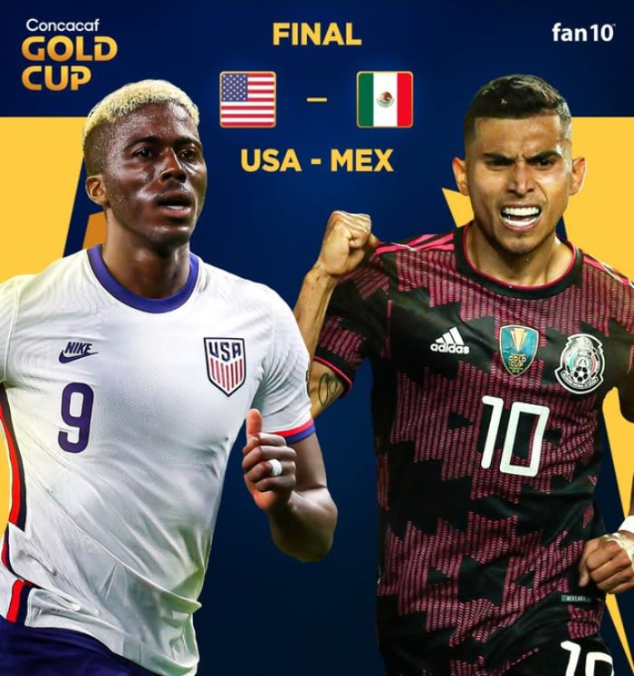 A CONCACAF United States classic