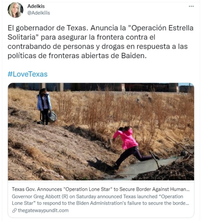 National Guard Undocumented Detention: Operation Lone Star