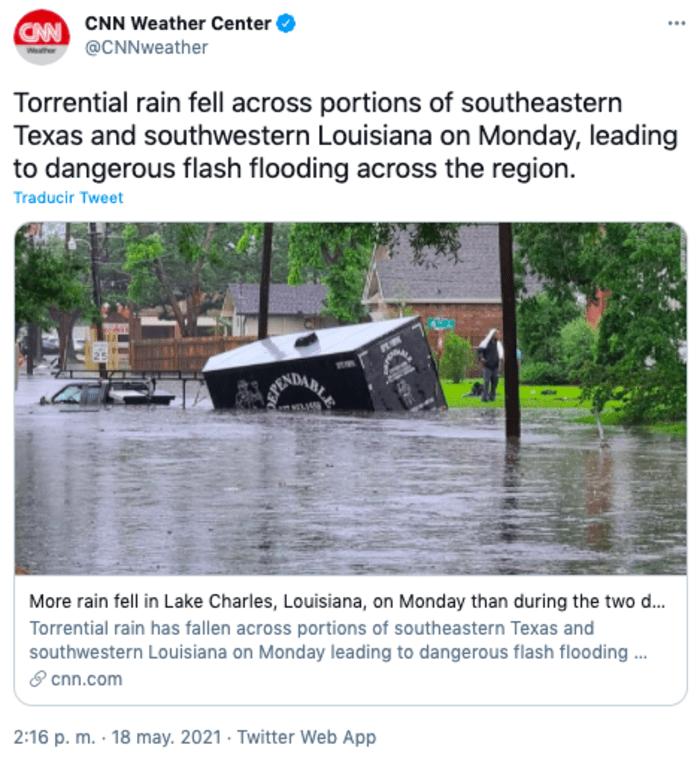 estado emergencia texas