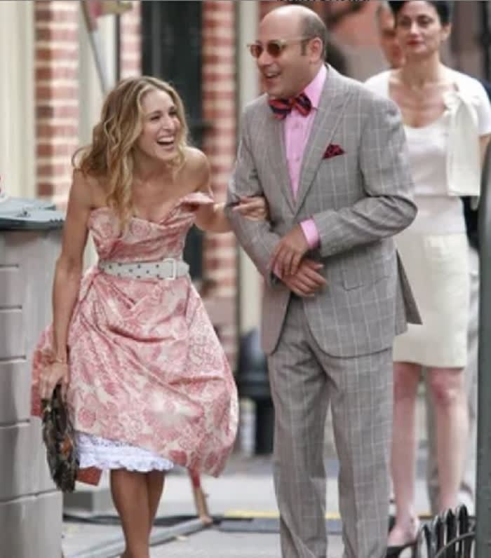 ¿Y Carrie Bradshaw?