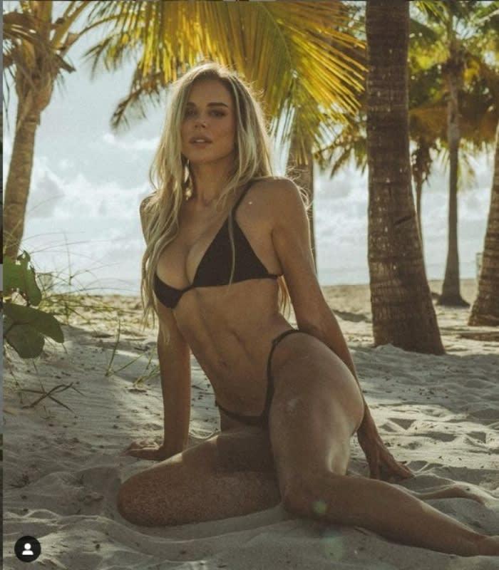 Águeda Adamari López cuerpo: Una de las más hermosas