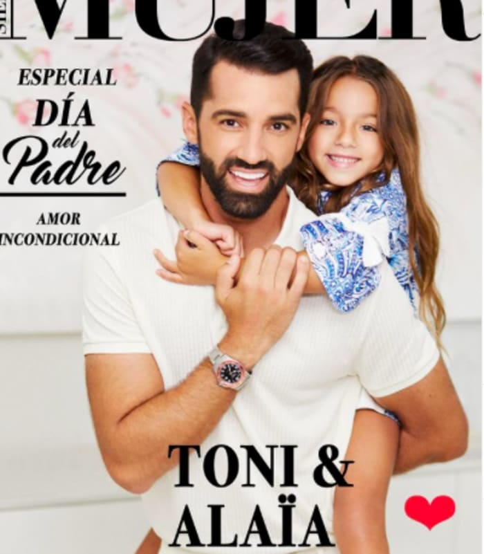 Toni Costa ¿mejor padre de Adamari?