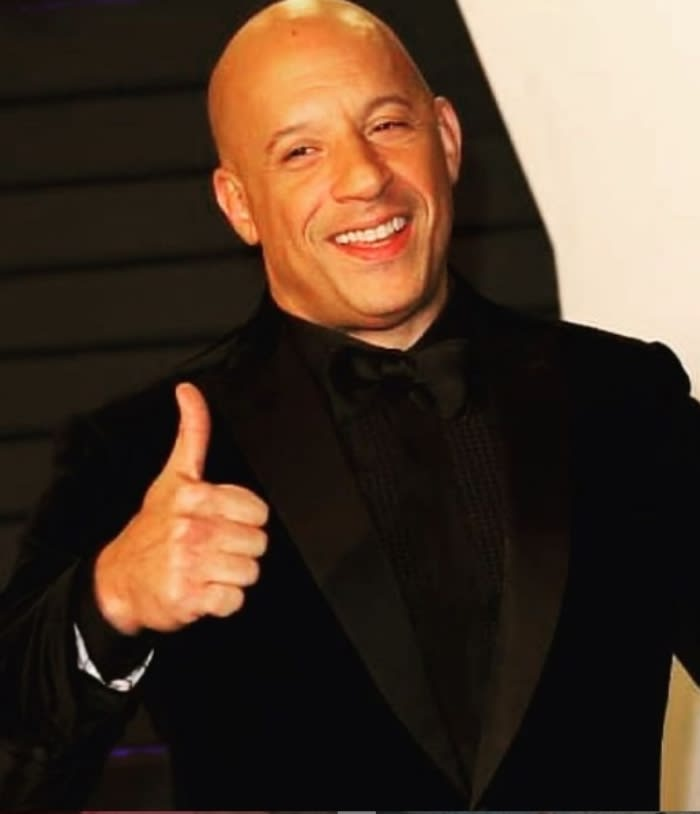 Vin Diesel saying goodbye to Johnny Ventura: Excitement when watching the video