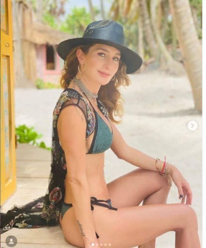 Irina Baeva vacaciones Jamaica Gabriel Soto Geraldine Bazán 2