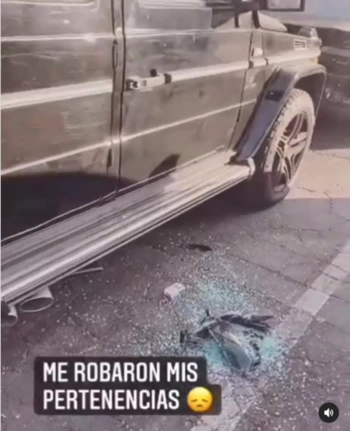 "Jesús Mendoza roban pertenencias: ""Lupillo anda bien enojado"""