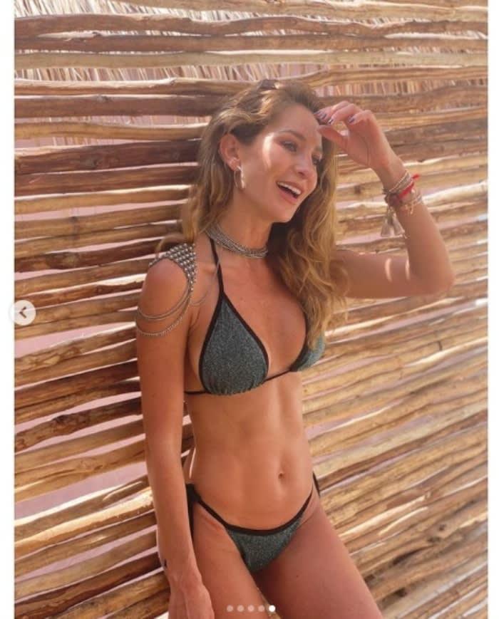 Irina Baeva vacaciones Jamaica Gabriel Soto Geraldine Bazán