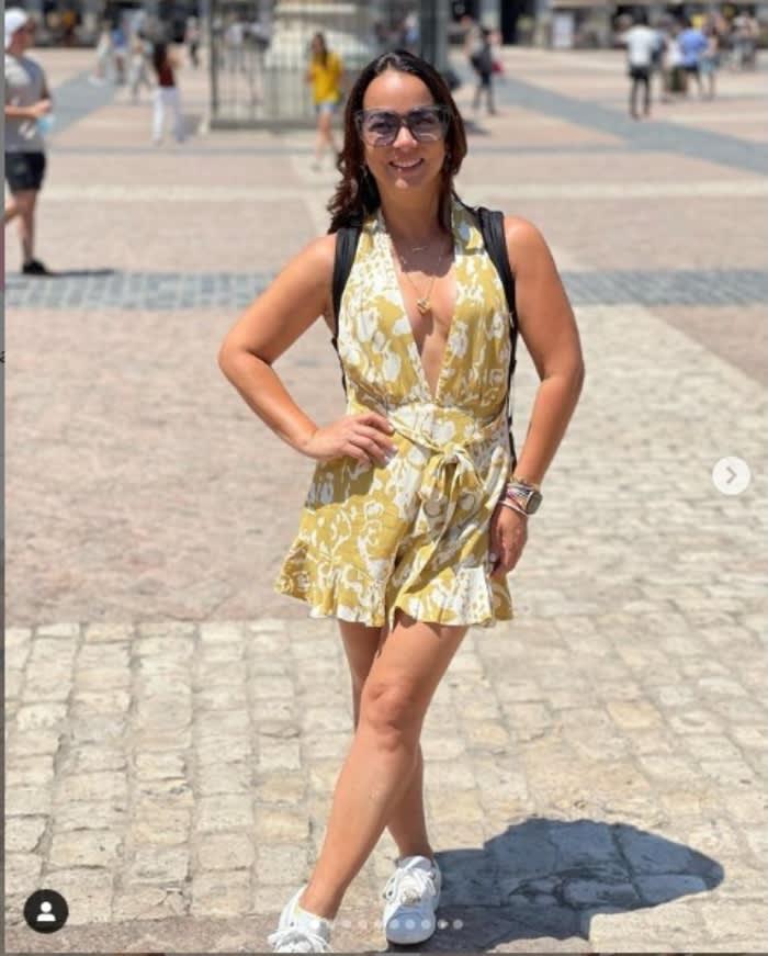 Adamari López fotos vacaciones: La boricua presume su nueva figura