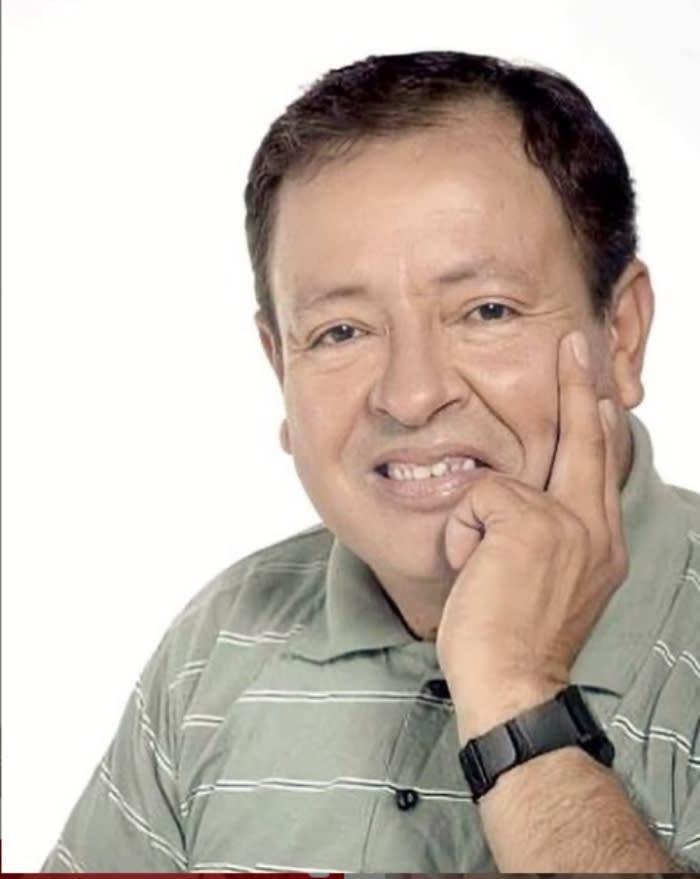 Sammy Pérez hongo pulmón