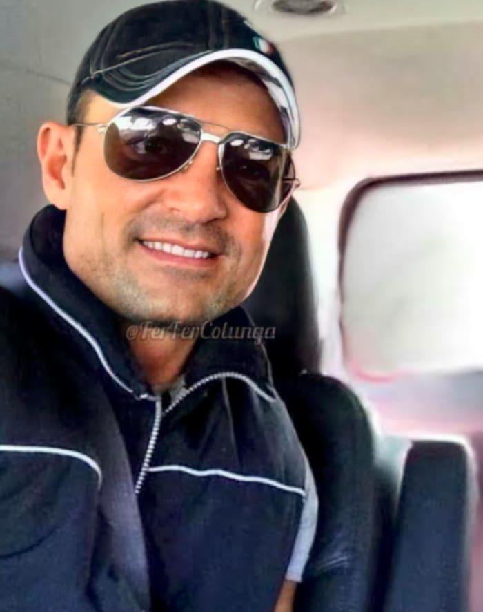 El actor mexicano asediado