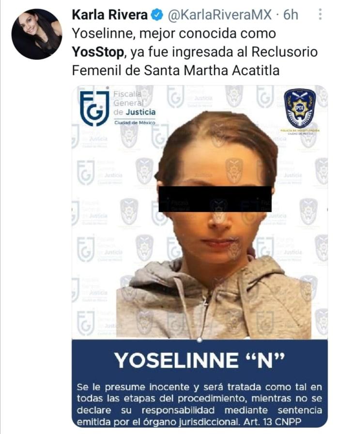 Yoselinne Hoffman