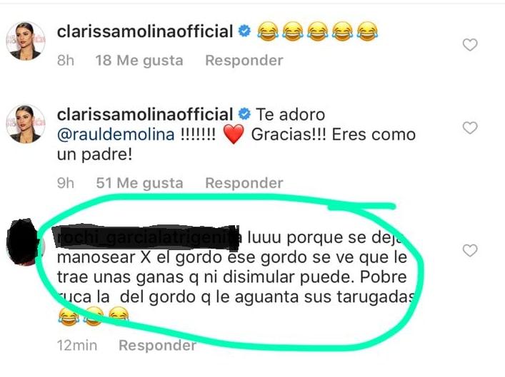 El Gordo y La Flaca - Instagram