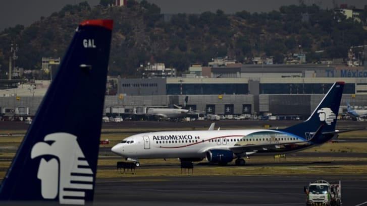 Latam Airlines se declara en quiebra y Aeroméxico volará en junio