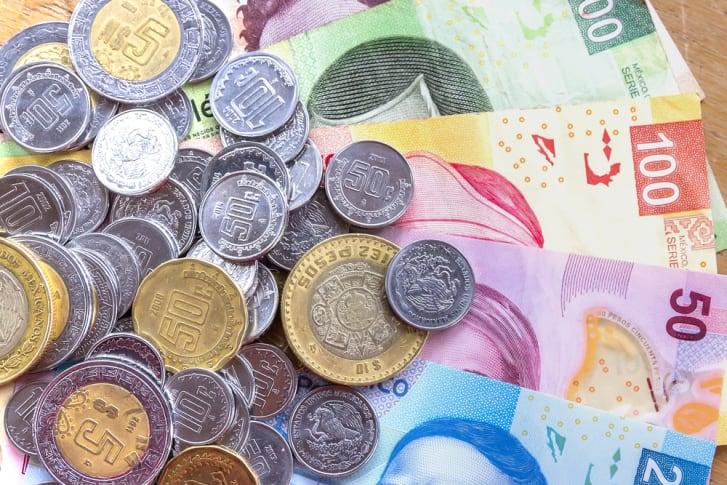 Peso mexicano hoy 5 de agosto dólar