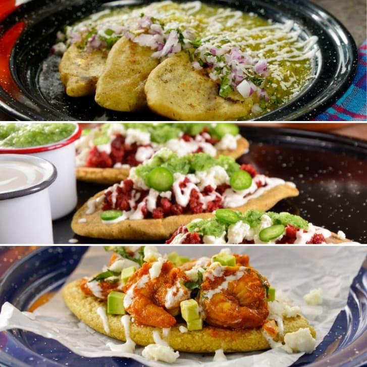 Tlacoyos mexicanos: Te presentamos tres deliciosas recetas
