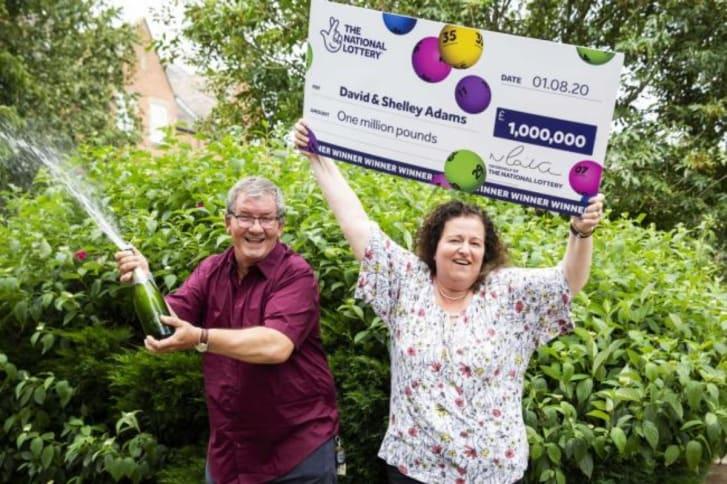 Ganadores de lotería instantánea: tres casos asombrosos (FOTOS)