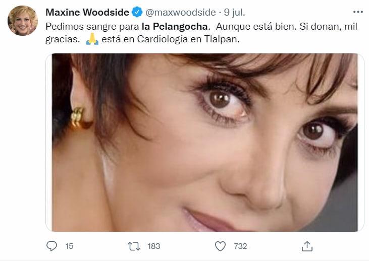 El primer ataque que sufrió Maribel Fernández 'La Pelangocha'