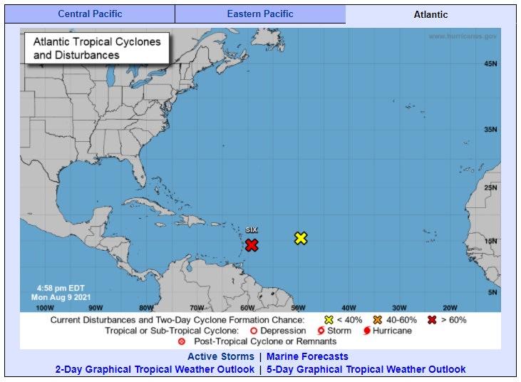 Alerta en Florida por posible ciclón tropical en los próximos días