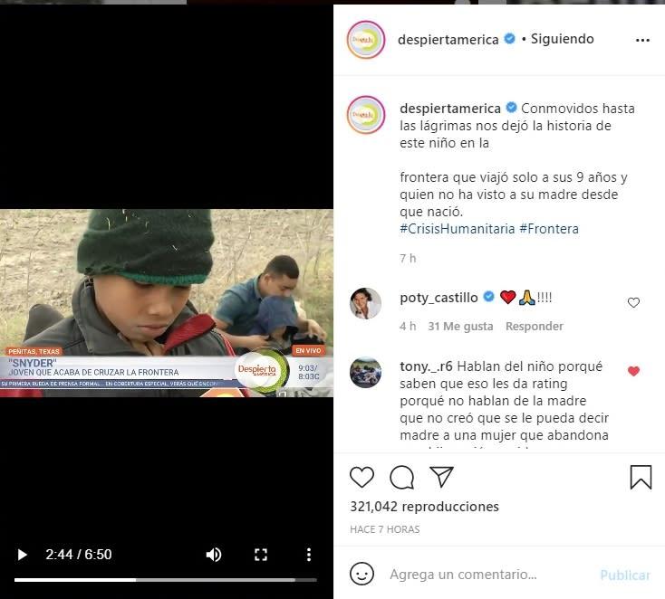 Karla Martínez Satcha Pretto Snyder migrant child border 3
