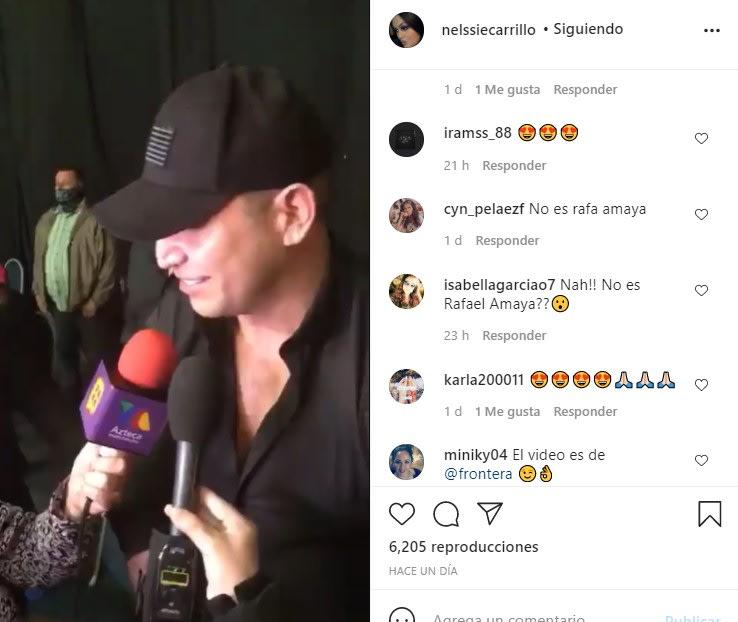 'Se parece a Pancho Barraza', dice el público tras reaparición de Rafael Amaya