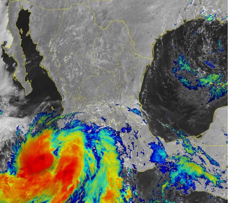 huracán Enrique