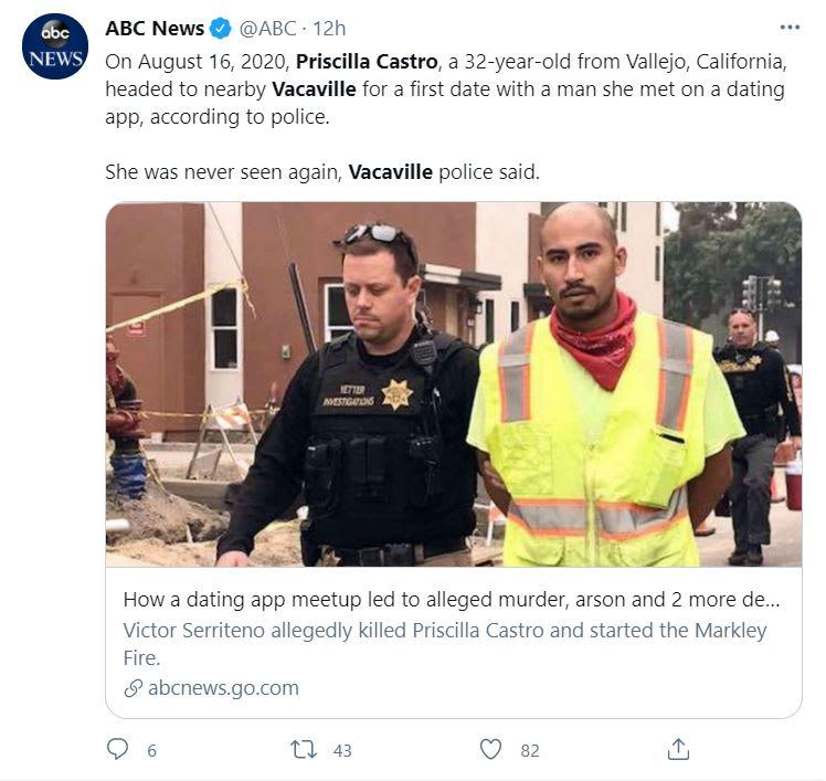 cita termina en asesinato