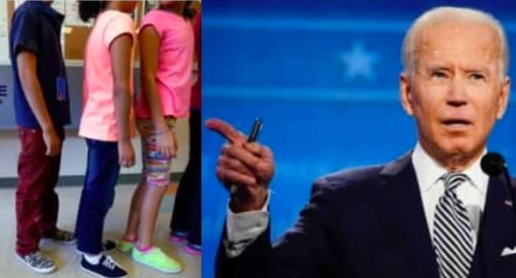 Niños inmigrantes Biden